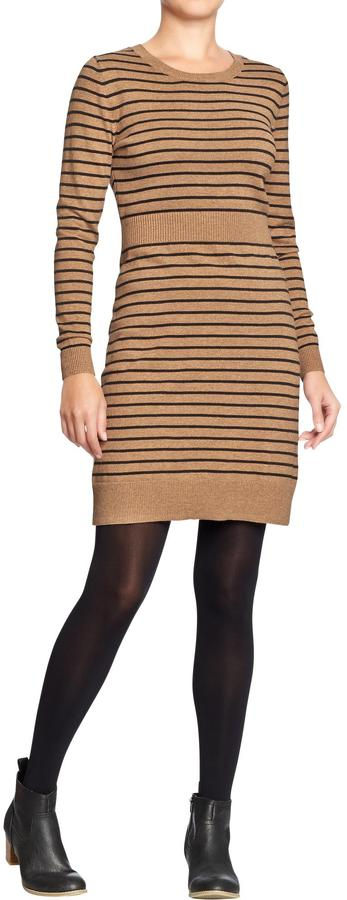 Old Navy Women's Striped Sweater Dresses