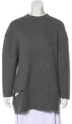 Balenciaga Cashmere Oversize Sweater