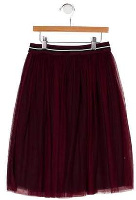 Molo Girls' Tulle Skirt w/ Tags