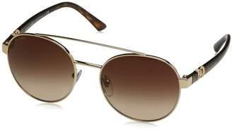 Bulgari Bvlgari 6085B 278/13 6085B Round Sunglasses Lens Category 3