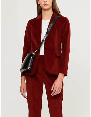 Claudie Pierlot Vitalie corduroy jacket