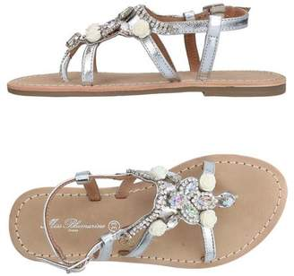 FOOTWEAR - Toe post sandals Blumarine 0R6A0EQ