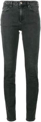 Simon Miller Black W009 Gasper straight leg jeans