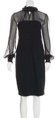 Max Mara Casual Midi Dress