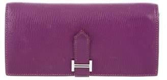Hermes Trifold Bearn Wallet
