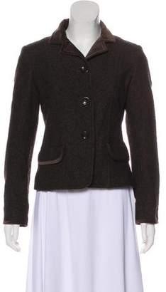 Max Mara Weekend Wool Cashual Jacket