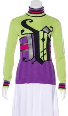 Gianni Versace Vintage Wool Sweater