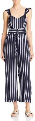Parker Myers Striped Jumpsuit