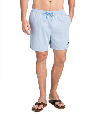 Vineyard Vines Heathered Chappy Trunks
