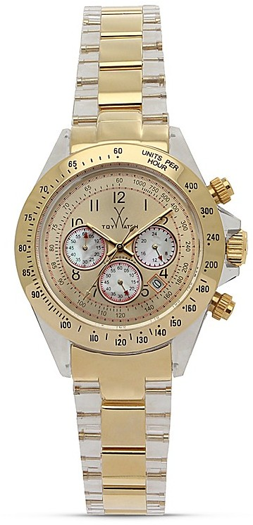 Toy Watch Heavy Metal Chronograph Watch, 41mm