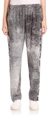 Kenzo Sand Silk Pants