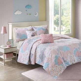 Home Essence Kids Euphoria Prewashed Cotton Coverlet Set