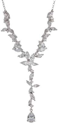 Nadri Papillon CZ Frontal Y-Drop Necklace