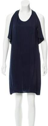 Stella McCartney Colorblock Silk Dress w/ Tags