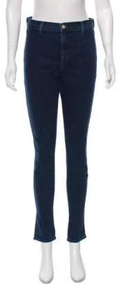 J Brand Allegiance High-Rise Jeans