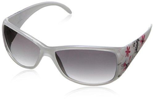 MLC Eyewear Women's Floral Wrap Sunglasses