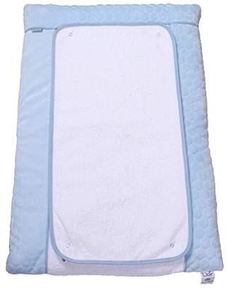 Clair De Lune Luxury Marshmallow Changing Mat (Blue)