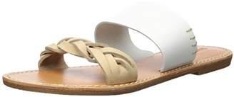 Soludos Women's Braided Slide Sandal Flat