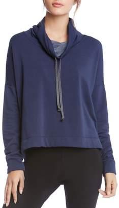 Karen Kane Cowl Neck Pullover