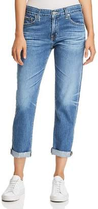 AG Jeans Ex Boyfriend Slim Jeans in 14 Years Foxtail