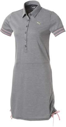 Puma (プーマ) - 【プーマ公式通販】 プーマ ゴルフ ウィメンズ リボン SSドレス ウィメンズ Peacoat |CLOTHING|PUMA.com