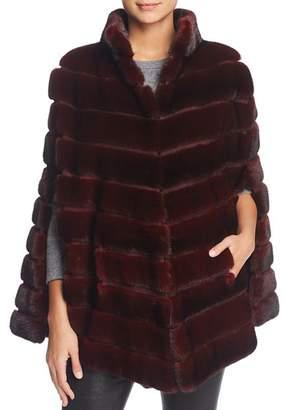 Maximilian Furs x Zac Posen Mink Fur Cape - 100% Exclusive