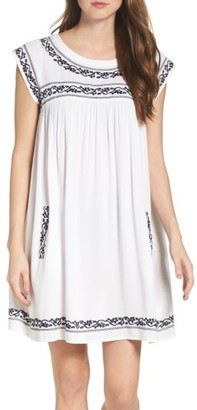 Women's Bb Dakota Raelynn Shift Dress $110 thestylecure.com