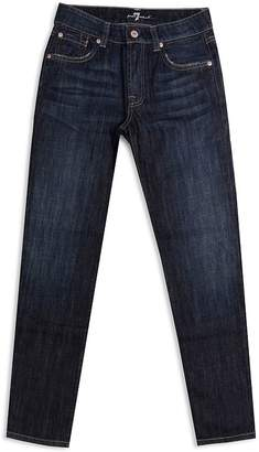 7 For All Mankind Boys' Slim-Fit Jeans - Little Kid