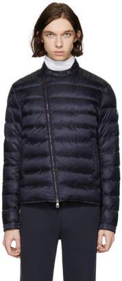 Moncler Navy Down Crio Jacket