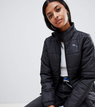 Puma Essentials Black Padded Jacket