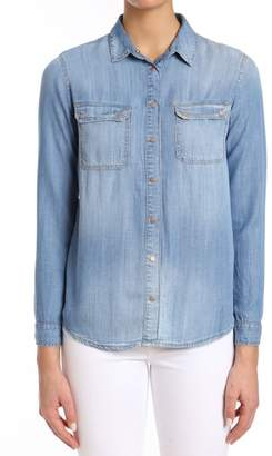 Mavi Jeans Sammy Indigo Gold Denim Shirt