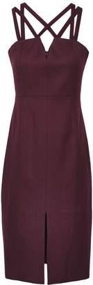 8 By YOOX Knee-length dresses - Item 34876471QE