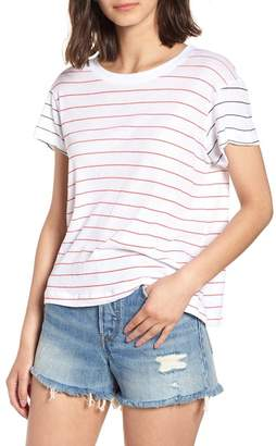 Wildfox Couture Simple Stripe Tee