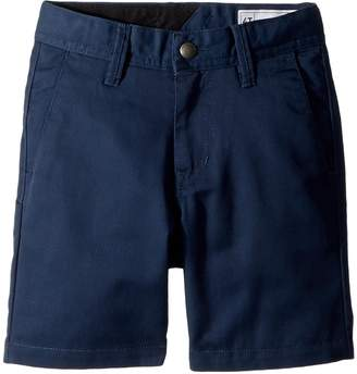 Volcom Baby Boy's Frickin Chino Shorts (Toddler/Little Kids)