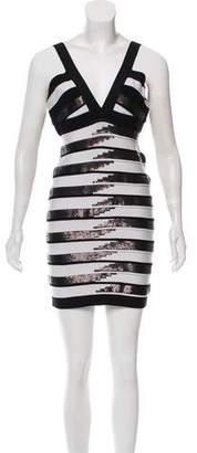 Herve Leger Anika Bandage Dress