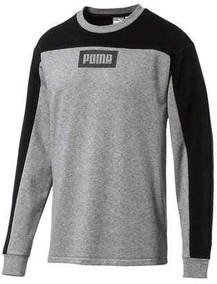 Puma Men's Rebel Training Crew Sweater
