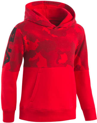 Under Armour Little Boys Traverse Camo-Print Hoodie