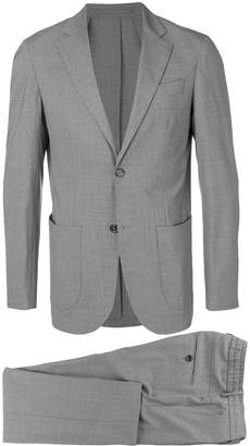 Eleventy striped two-piece suit