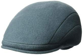 Kangol Men s Wool 507 Flat Ivy Cap HAT 7101643d642