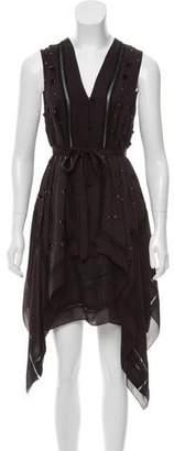 Maiyet Silk Embellished Dress