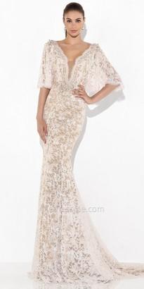 Tarik Ediz Yepa Evening Dress $1,192 thestylecure.com