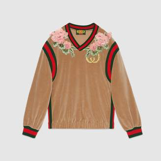 Gucci Dapper Dan sweater
