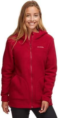 Columbia Canyon Point Sherpa Full-Zip Hoodie - Women's