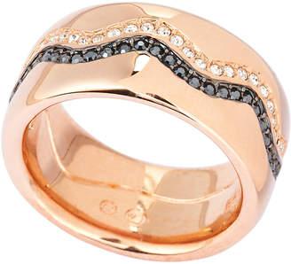 Swarovski Rose Gold-Tone Demi Ring
