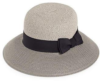 PARKHURST Colourblock Panama Hat