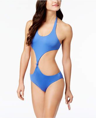 Dolce Vita Cutout Reversible One-Piece Swimsuit Women's Swimsuit