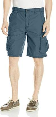 UNIONBAY Men's Lightweight Fresh Twill Drawcord Cargo Short