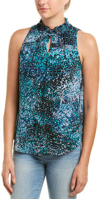 Ramy Brook Adriana Silk Top