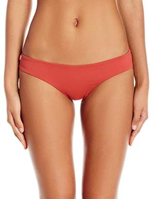 Maaji Women's Sublime Hipster Cut Reversible Swimsuit Bikini Bottom