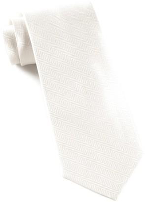 The Tie Bar Herringbone